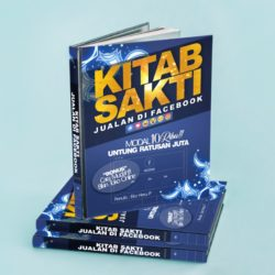 Buku Sakti Marketing Facebook, Buka Toko Dijamin Langsung Laris!
